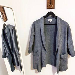 Wilfred 100% wool sweater - SZ M